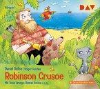 Robinson Crusoe, 1 Audio-CD