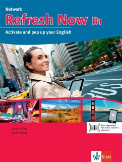 Refresh Now B1 - Clark, Vanessa; Hübner, Lynda