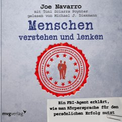 Menschen verstehen und lenken (MP3-Download) - Navarro, Joe