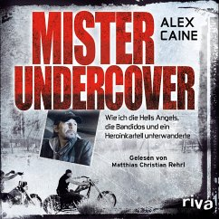Mister Undercover (MP3-Download) - Caine, Alex