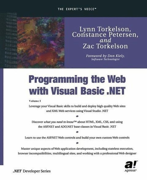 Programming the Web with Visual Basic  NET (eBook, PDF)
