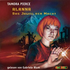 Alanna (4): Das Juwel der Macht (MP3-Download) - Pierce, Tamora
