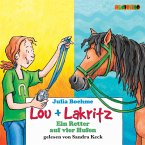 Ein Retter auf vier Hufen / Lou + Lakritz Bd.4 (MP3-Download)