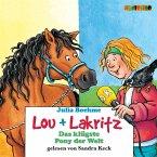 Lou + Lakritz (3): Das klügste Pony der Welt (MP3-Download)