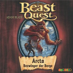 Arcta, Bezwinger der Berge / Beast Quest Bd.3 (MP3-Download) - Blade, Adam