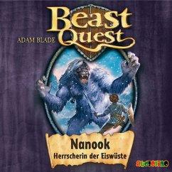 Nanook, Herrscherin der Eiswüste / Beast Quest Bd.5 (MP3-Download) - Blade, Adam