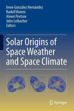 Solar Origins of Space Weather and Space Climate (eBook, PDF)