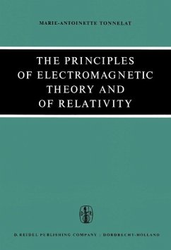 Principles of Electromagnetic Theory and of Relativity (eBook, PDF)