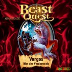 Vargos, Biss der Verdammnis / Beast Quest Bd.22 (MP3-Download)