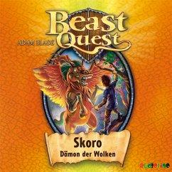 Skoro, Dämon der Wolken / Beast Quest Bd.14 (MP3-Download) - Blade, Adam