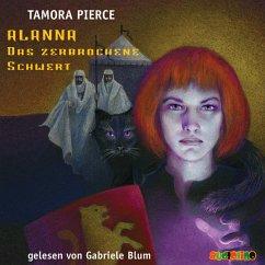 Alanna (3): Das zerbrochene Schwert (MP3-Download) - Pierce, Tamora