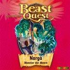 Narga, Monster der Meere / Beast Quest Bd.15 (MP3-Download)