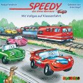 Mit Vollgas auf Klassenfahrt / Speedy, das kleine Rennauto Bd.4 (MP3-Download)