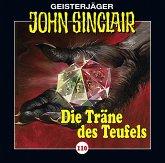Die Träne des Teufels / Geisterjäger John Sinclair Bd.110 (1 Audio-CD)