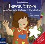 Abenteuerliche Gutenacht-Geschichten / Lauras Stern Gutenacht-Geschichten Bd.11 (Audio-CD)
