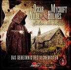 Das Geheimnis des Alchemisten / Oscar Wilde & Mycroft Holmes Bd.3 (Audio-CD)