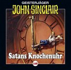 Satans Knochenuhr / Geisterjäger John Sinclair Bd.108 (1 Audio-CD)