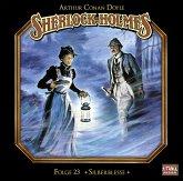 Sherlock Holmes - Silberblesse, Audio-CD