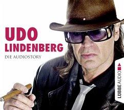 Udo Lindenberg - Die Audiostory, 2 Audio-CDs - Herden, Michael