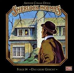 Sherlock Holmes - Das gelbe Gesicht, Audio-CD - Doyle, Arthur Conan