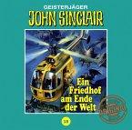 Ein Friedhof am Ende der Welt (Teil 2 von 3) / John Sinclair Tonstudio Braun Bd.18 (1 Audio-CD)