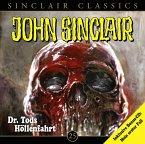Dr. Tods Höllenfahrt / John Sinclair Classics Bd.25 (Audio-CDs)