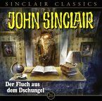 Der Fluch aus dem Dschungel / John Sinclair Classics Bd.26 (Audio-CD)