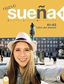 Sueña 1 (Libri del Alumno + CD) A1 + A2 inicial