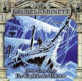 Der Kapitän der Polestar / Gruselkabinett Bd.108 (1 Audio-CD)