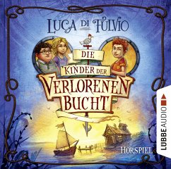 Die Kinder der Verlorenen Bucht, 1 Audio-CD - Di Fulvio, Luca