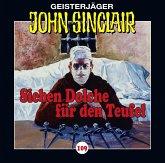 Sieben Dolche für den Teufel / Geisterjäger John Sinclair Bd.109 (1 Audio-CD)