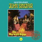 Die Werwolf-Sippe (Teil 1 von 2) / John Sinclair Tonstudio Braun Bd.29 (Audio-CD)