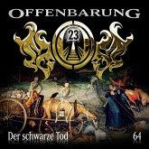Der schwarze Tod / Offenbarung 23 Bd.64 (Audio-CD)