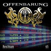 Reichtum / Offenbarung 23 Bd.65 (Audio-CD)