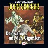 Der Kampf mit den Giganten / Geisterjäger John Sinclair Bd.107 (1 Audio-CD)