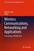 Wireless Communications, Networking and Applications (eBook, PDF)