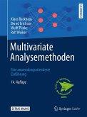 Multivariate Analysemethoden (eBook, PDF)
