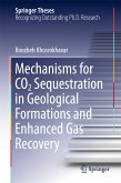 Mechanisms for CO2 Sequestration in Geological Formations and Enhanced Gas Recovery (eBook, PDF)