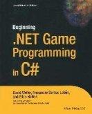 Beginning .NET Game Programming in C# (eBook, PDF)