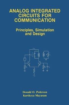 Analog Integrated Circuits for Communication (eBook, PDF) - Pederson, Donald O.; Mayaram, Kartikeya