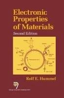 Electronic Properties of Materials (eBook, PDF) - Hummel, Rolf E.