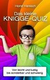 Das kleine Knigge-Quiz 2100 (eBook, ePUB)