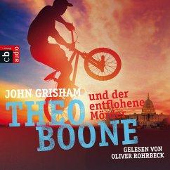 Theo Boone und der entflohene Mörder / Theo Boone Bd.5 (MP3-Download) - Grisham, John