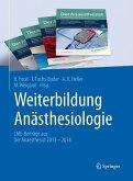 Weiterbildung Anästhesiologie (eBook, PDF)