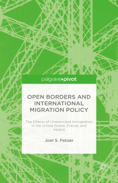 Open Borders and International Migration Policy (eBook, PDF)