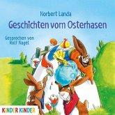 Geschichten vom Osterhasen, 1 Audio-CD