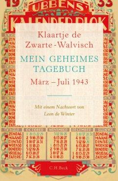 Mein geheimes Tagebuch - Zwarte-Walvisch, Klaartje de