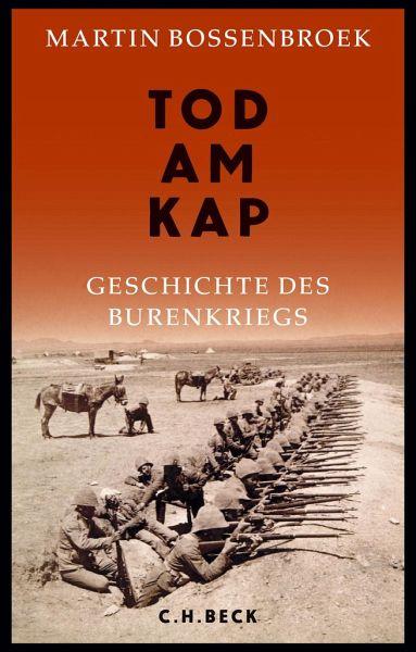 Tod am Kap - Bossenbroek, Martin