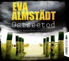 Ostseetod / Pia Korittki Bd.11 (4 Audio-CDs) - Almstädt, Eva