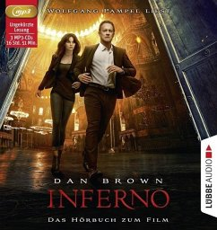 Inferno / Robert Langdon Bd.4 (3 MP3-CDs) - Brown, Dan
